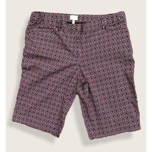 Laundry by Shelli Segal Bermuda Shorts Size 10